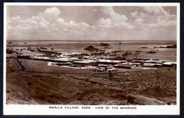 Yemen. Aden. *Maalla Village. View Of The Wharves* Nueva. - Yemen
