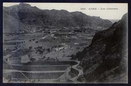 Yemen. Aden. *Les Citernes* Nueva. - Yemen