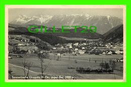 AUTRICHE - SOMMERFRISCHE GLOGGNITZ, N-Oe, GEGEN RAX, 2009 M - TRAVEL IN 1951 - - Autriche