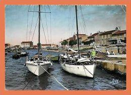 A220/299 13 - CARRO - Voiliers Dans Le Port - France