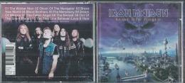 "CD   IRON MAIDEN  -  "" BRAVE NEW WORLD ""  -  10  TITRES - Autres - Musique Anglaise"