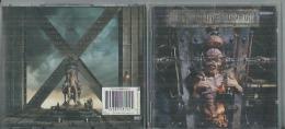 """CD   IRON MAIDEN  -  """" THE X FACTOR """"  -  11  TITRES - Autres - Musique Anglaise"""