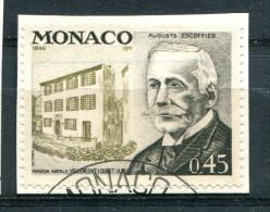 Monaco 1972 - YT 911 (o) Sur Fragment - Monaco