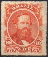 BRESIL - 10 R. De 1876-77  Neuf - Unused Stamps