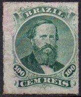 BRESIL - 100 R. De 1876-77 Neuf - Brésil