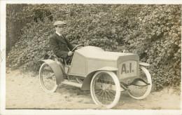 BELLE CARTE PHOTO ANCIENNE VOITURE A IDENTIFIER ( AUTO - TACOT - VEHICULE ) - Voitures De Tourisme