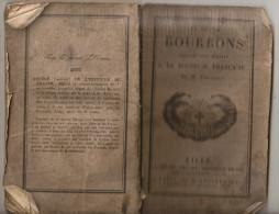 @ LES JEUNES BOURBONS PROPOSES POUR MODELES A LA JEUNESSE FRANCAISE PAR H. PREVAULT 1827 - Livres, BD, Revues