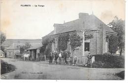 FLAMETS - La Forge - Maréchal Ferrant - France