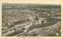 25 - BESANCON - Panorama Pris De Brégille - Besancon