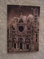 Siena - Facciata della Cattedrale 1948