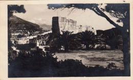 DUBROVNIK 1950 - Ak Gel.als FP, Briefmarke Mit Überdruck - Jugoslawien