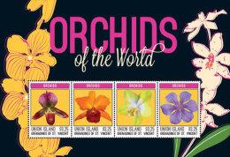 Union Islands Grenadines Of St. Vincent-2014-Orchids - St.Vincent & Grenadines