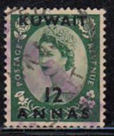 12a Used Kuwait 1952