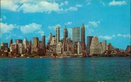 LOWER MANHATTAN SKYLINE - Manhattan