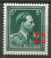 696   **  LV 18  V  Tache Blanche - Variedades (Catálogo Luppi)