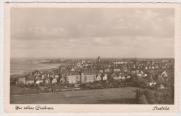 Cuxhaven, Nordseebad, Stadtbild, 1953, Foto-Ak, Niedersachsen - Cuxhaven