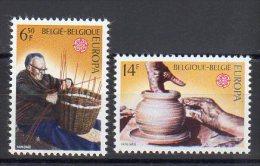 """Lot De 2  Timbres Neufs ** MNH """" EUROPA """". Voir Le Scan. Parfait état ! - Collections"""
