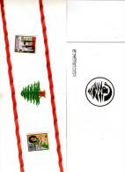 Lebanon-Liban Booklet  1988 Pr. Gemayel 2v.Offered To VIP , Only Few Exist MNH - Rare- Fine Condition - Lebanon