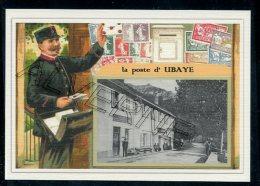 04  UBAYE   ... La  POSTE .. Souvenir  Creation Moderne Série Limitée Et Numerotée 1 à 10 ... N° 6/10 - France