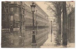 Les Inondations De Paris Janvier 1910 Le Ministère Des Affaires étrangères - Alluvioni Del 1910