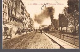 NANTES . Quai Fosse . Station De La Bourse . - Nantes