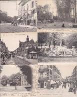 """77 FONTAINEBLEAU  P´ Tit LOT  P"""" Tit PRIX   Promenade En VILLE à Travers 6 Belles CPA  ( Lot 3 ) - Fontainebleau"""