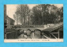 Orsay ( Essonne ). - Pont Sur L´Yvette. - Orsay