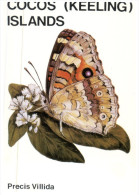 (336) Australian - Cocos Island Butterfly - Islas Cocos (Keeling)