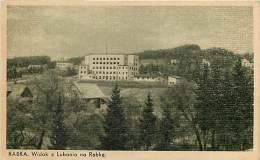 Ref  B310- Pologne - Rabka -widok Z Lubonia Na Rabke - Carte Bon Etat -postcard In Good Condition   - - Pologne