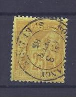 France - N° 92 Oblitéré - Cotation: 5,00 € - 1876-1898 Sage (Type II)