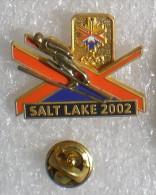 JEUX OLYMPIQUES D´HIVER SALT LAKE 2002 SAUT A SKI         SSS   009 - Jeux Olympiques