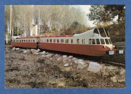 CPSM - ANSE ( Rhone ) - Autorail - Modèle X 131 De La SNCF - Schienenverkehr
