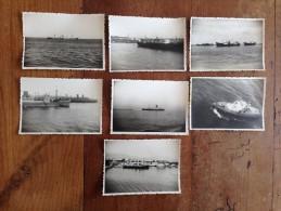 7 photographie ancienne bateaux