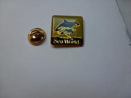 Beau Pin's , Orque , Sea World - Animales