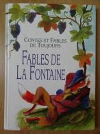 """FABLES DE """"LA FONTAINE"""" ILLUSTREES PAR ZDENKA KREJCOVA - Poésie"""