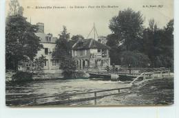 ABBEVILLE  - La Somme, Pont Des Six Moulins. - Abbeville