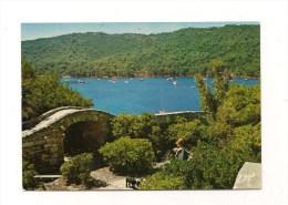 Carte Postale  ILE DE PORT-CROS, Depuis Le Fort De Port Man, La Baie De Port Man - Other Municipalities