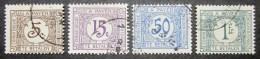 A9065 - Belgian Congo - 1923 - Sc. J1-3-6-7