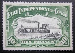 A9073 - Belgian Congo - 1898 - Sc. 30 - uncancelled