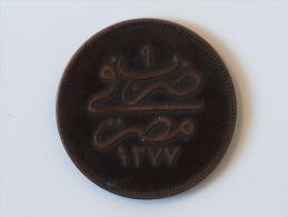 EGYPTE 20 PARA 1277 / 9 - Egypte