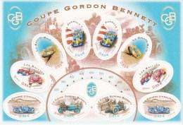 2005 - Feuillet N°86 - Coupe Gordon Bennett (voitures De Course) - Neuf** - Bloc De Notas & Hojas