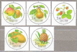Russia 2003 Gifts Of Nature. - Unused Stamps