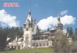 Peles Castle Sinaia Postcard 148 - Roumanie