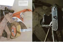 CARTE POSTALE - FRANCE - JEAN LE GAC - EXPOSITION - Exhibitions