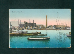 Espagne - Bilbao - Desierto - Altos Hornos ( Bateau Industrie L.G. Bilbao) - Vizcaya (Bilbao)