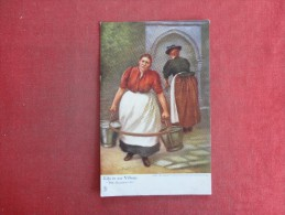 Tuck, Raphael  Life In Our Village  The Housewifes  Ref 1456 - Tuck, Raphael