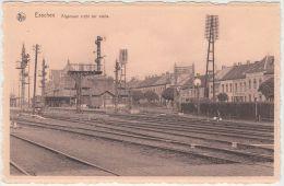 22613g STATION - QUAI - AIGUILLAGE - CHEMIN De FER - Esschen - Essen