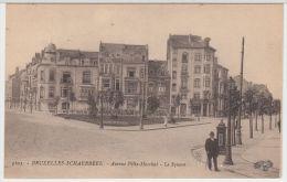 """22526g SQUARE - Avenue FELIX-MARCHAL - """"Delhaize"""" - Schaerbeek - Schaarbeek - Schaerbeek"""