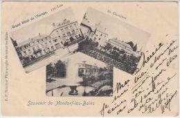 22683g MONDORF-les-BAINS - Grand Hotel De L'Europe - 1901 - Mondorf-les-Bains