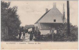 22730g FRONTIERE - HAMEAU Du MOL - La Panne - 1907 - De Panne